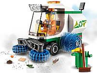 Lego City Машина для очистки улиц 60249, фото 3