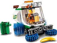 Lego City Машина для очистки улиц 60249, фото 4