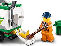 Lego City Машина для очистки улиц 60249, фото 5