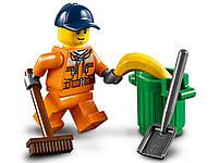 Lego City Машина для очистки улиц 60249, фото 6