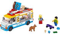 Lego City Грузовик мороженщика 60253, фото 2