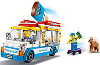 Lego City Грузовик мороженщика 60253, фото 3