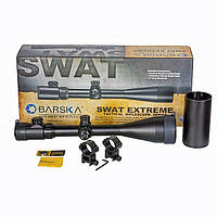 Прицел оптический Barska SWAT Extreme 6-24x60 SF (IR Mil-Dot), фото 1