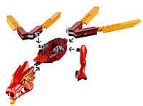 Lego Ninjago Огненный дракон Кая 71701, фото 6