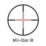 Прицел оптический Barska SWAT Extreme 6-24x60 SF (IR Mil-Dot), фото 4