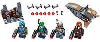Lego Star Wars Боевой набор: мандалорцы 75267, фото 2