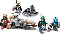 Lego Star Wars Боевой набор: мандалорцы 75267, фото 4