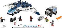 Lego Super Heroes Городская погоня на Квинджете Мстителей 76032, фото 2