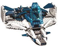Lego Super Heroes Городская погоня на Квинджете Мстителей 76032, фото 4