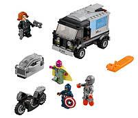 Lego Super Heroes Городская погоня на Квинджете Мстителей 76032, фото 5