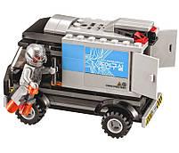 Lego Super Heroes Городская погоня на Квинджете Мстителей 76032, фото 6