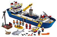 Lego City Океан: исследовательское судно 60266, фото 2