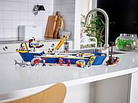Lego City Океан: исследовательское судно 60266, фото 7