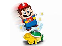 Lego Super Mario Мощная атака Растения-пираньи. Дополнительный набор 71365, фото 6