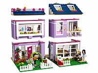 Lego Friends Дом Эммы 41095, фото 4