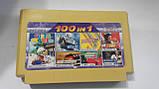 Картридж Dendy 8 bit 100 в1 (Battle City/Super Mario/F1 Race/Jewelry)EET-024, фото 3