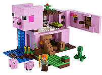 Lego Minecraft Будинок-свиня 21170, фото 2