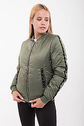 Куртка демісезонна Намистинки №45