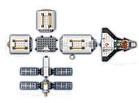 Lego City Лунная космическая станция 60227, фото 6