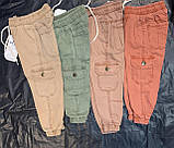 Штаны джогеры для мальчиков и  девочек 3-7 лет Puba, фото 2