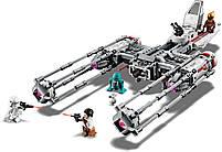 Lego Star Wars Зоряний винищувач Повстанців типу Y 75249, фото 3