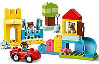 Lego Duplo Большая коробка с кубиками 10914, фото 2