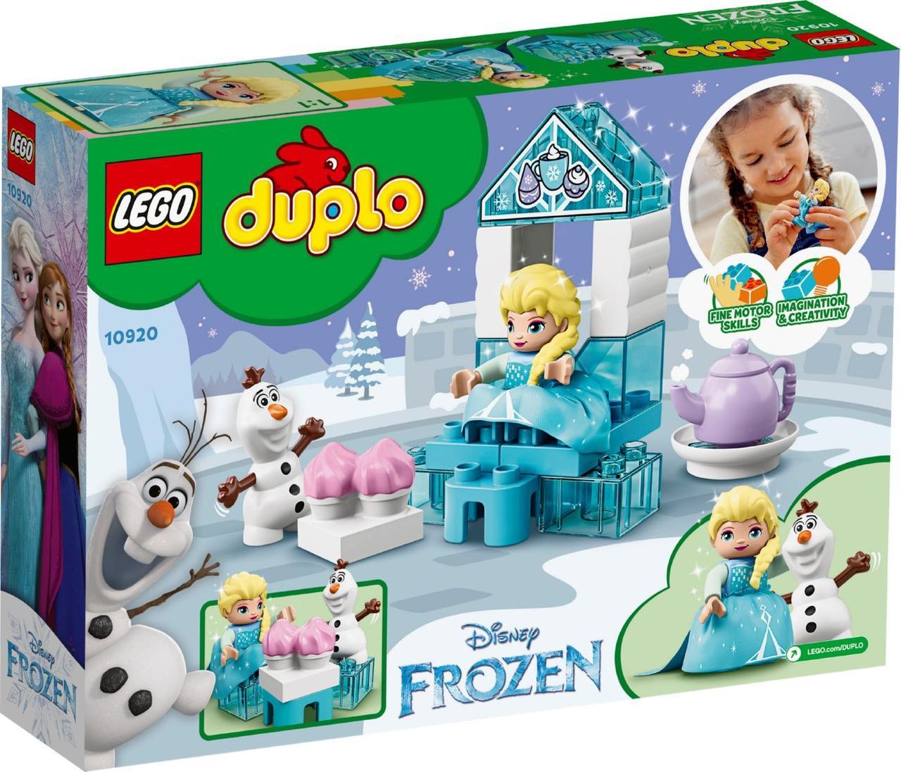 Lego Duplo Чаювання у Ельзи і Олафа 10920