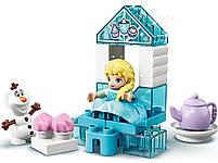 Lego Duplo Чаювання у Ельзи і Олафа 10920, фото 3
