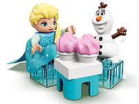Lego Duplo Чаювання у Ельзи і Олафа 10920, фото 4
