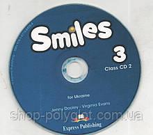 Диск Smiles for Ukraine 3 Class Audio CD