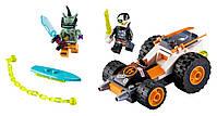 Lego Ninjago Швидкісний автомобіль Коула 71706, фото 2