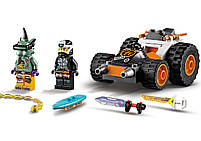 Lego Ninjago Швидкісний автомобіль Коула 71706, фото 3