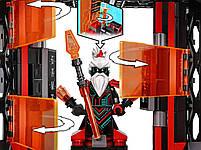 Lego Ninjago Імператорський храм Безумства 71712, фото 6
