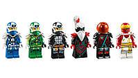 Lego Ninjago Імператорський храм Безумства 71712, фото 7