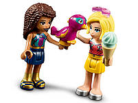 Lego Friends Машина со сценой Андреа 41390, фото 6