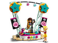 Lego Friends Машина со сценой Андреа 41390, фото 9