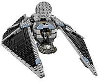 Lego Star Wars Ударний винищувач СІД 75154, фото 6
