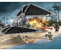 Lego Star Wars Ударний винищувач СІД 75154, фото 8