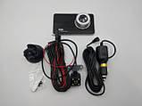 Автомобильный видеорегистратор UKC Z30 с двумя камерами, фото 2