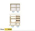 "Комплект кухни ""ФИОРЕ / FIORE"" 1,0 метра, фото 2"