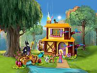 Lego Disney Princesses Лесной домик Спящей Красавицы 43188, фото 2
