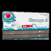 Olimp Omega3 1000mg 35% 60 caps, фото 1