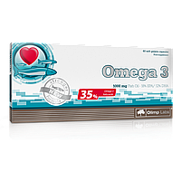 Жирные кислоты Olimp Omega3 1000mg 35% 60 caps