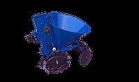 Картофелесажалка для мотоблока КСМ-1Ц (синяя)