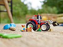 Lego City Трактор 60287, фото 2