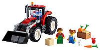 Lego City Трактор 60287, фото 3