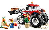 Lego City Трактор 60287, фото 4