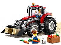 Lego City Трактор 60287, фото 5