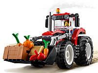 Lego City Трактор 60287, фото 6