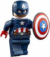 Lego Super Heroes Робоброня Капітана Америки 76168, фото 6